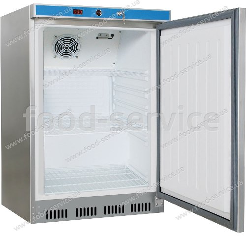 Холодильный шкаф нерж. 130л. Stalgast 880175