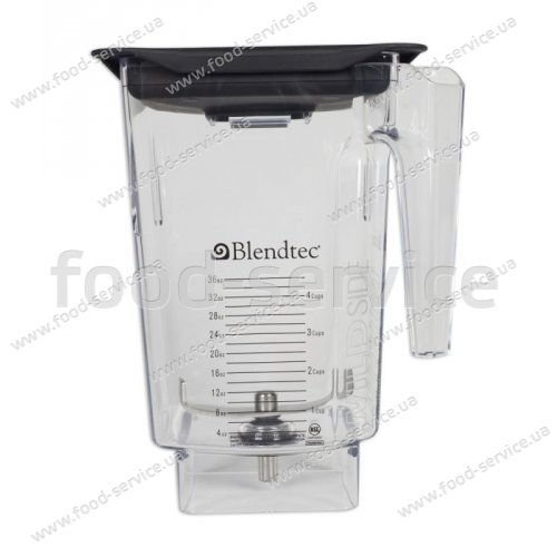 Блендер BlendTec Total Blender 3QT (HP3A) (black)
