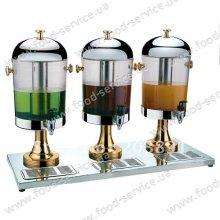 Диспенсер для холодных напитков J18, EWT INOX