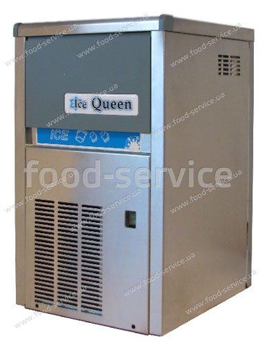 Льдогенератор кубикового льда Ice Queen FBA 34