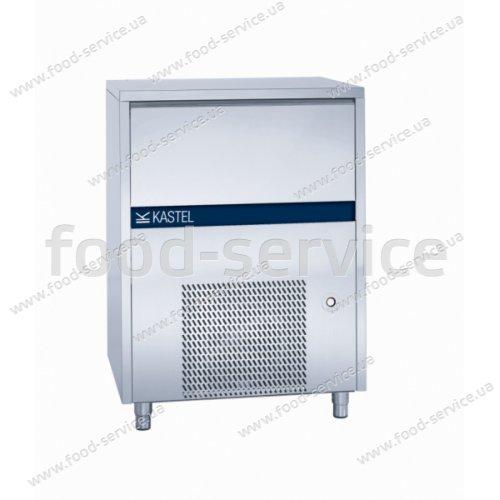 Льдогенератор кубикового льда Kastel KP100/60A
