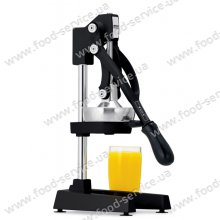 Ручная соковыжималка пресс для цитрусовых OrangeX Jupiter Press Black