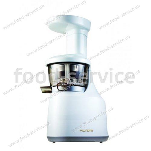 Шнековая соковыжималка Hurom Slow Juicer HU-400 белая