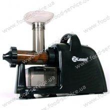 Шнековая соковыжималка Lexen Healthy Juicer Electric Black