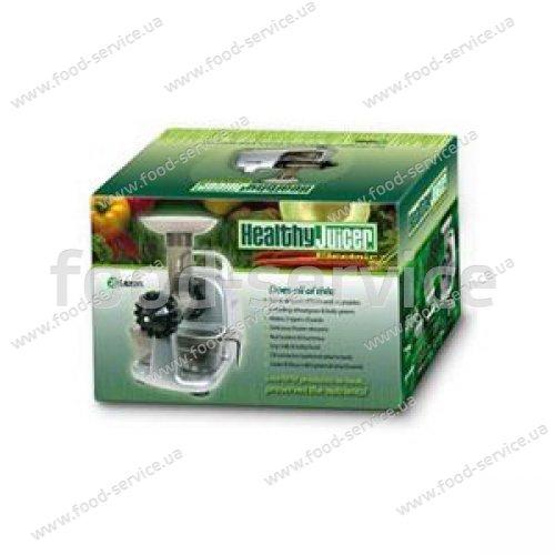 Шнековая соковыжималка Lexen Healthy Juicer Electric White