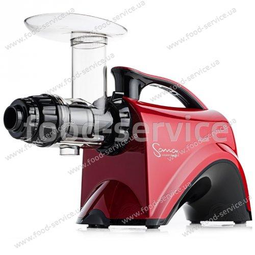 Шнековая соковыжималка SANA juicer by OMEGA 606 red