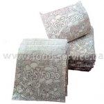 Бумажные пакеты для гамбургера (1000шт)