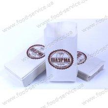 Бумажные пакеты для шаурмы (ящик 1000шт)