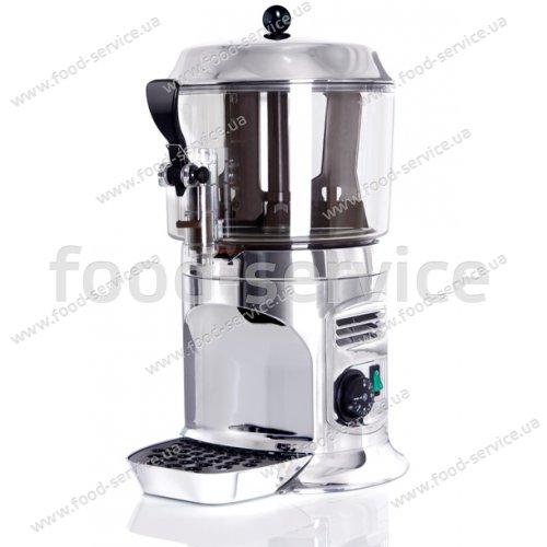 Аппарат приготовления горячего шоколада Ugolini DELICE 5 Silver