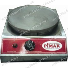Блинница однопостовая газовая Pimak M 097 G