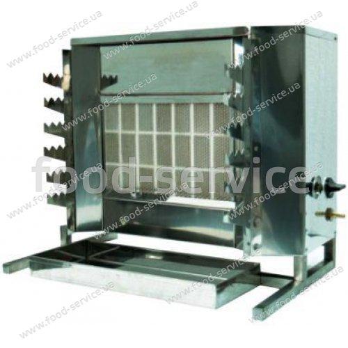 Гриль-шашлычница газовая ГРШ