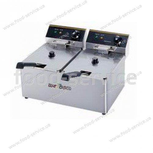 Фритюрница электрическая EWT INOX EF88