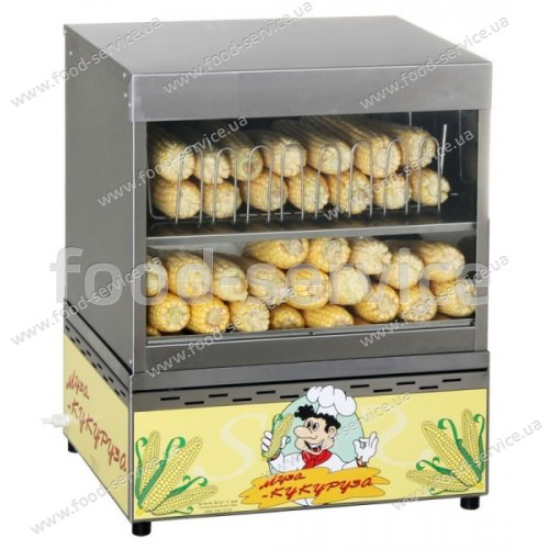 Кукурузоварка и аппарат хот-дог 2 в 1 КВ-1