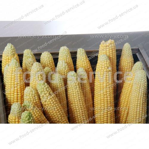 Тележка-кукурузоварка с двумя пароварками