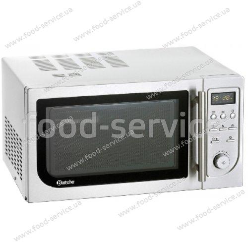 Микроволновая печь с подачей горячего воздуха и грилем Bartscher