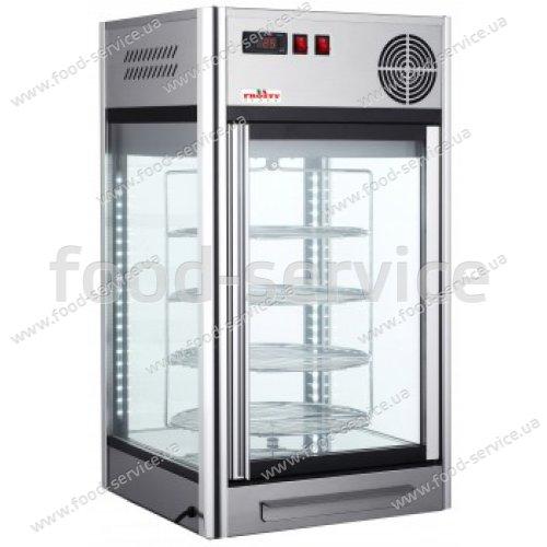Витрина холодильная с вращением Frosty RTW-108