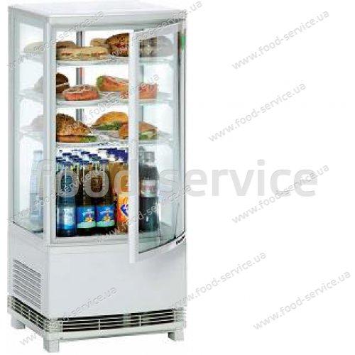 Холодильная мини-витрина Bartscher 86 л 700278G