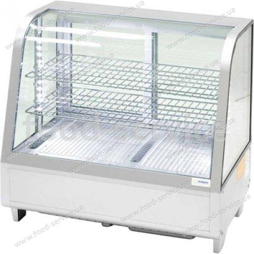 Витрина холодильная гор. Stalgast 100л серебристая 852105