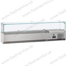 Витрина холодильная Bartscher 110132