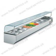 Витрина холодильная для пиццы GEMM VRPG /21