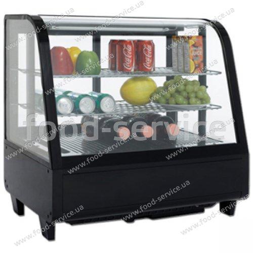 Витрина холодильная Stalgast 852104 LED