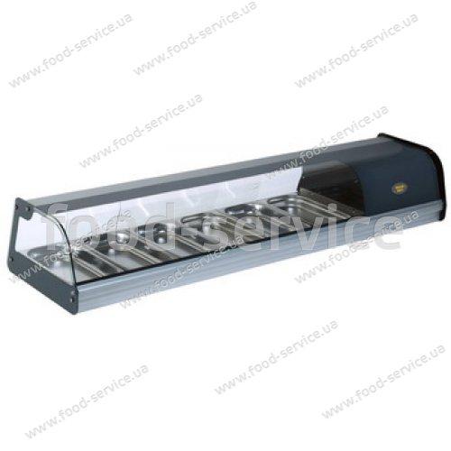 Витрина холодильная настольная ROLLER GRILL TPR60
