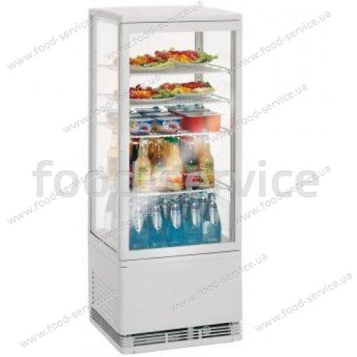 Витрина настольная холодильная BECKERS VRN 98