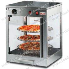 Витрина тепловая для пиццы SIRMAN VETRINETTA D38