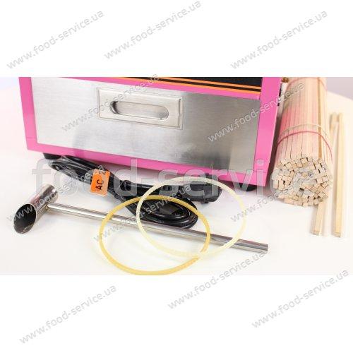 Аппарат сладкой ваты Candyfloss Machine ET 72