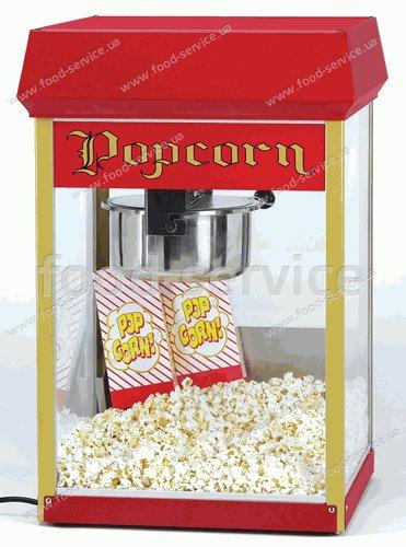 Аппарат для приготовления попкорна 2408EX FunPop Gold Medal