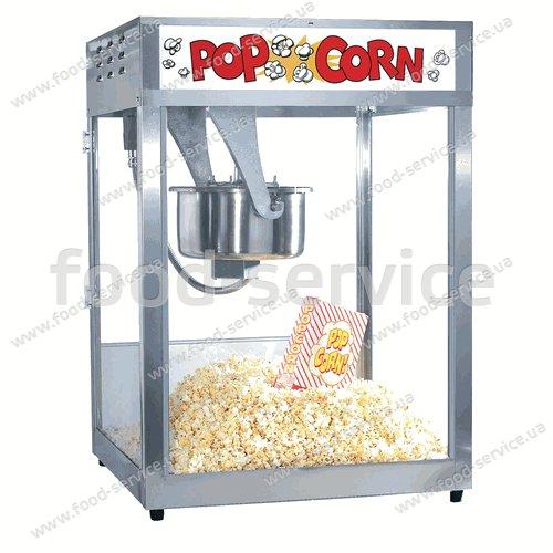 Аппарат для приготовления попкорна 2554EX Macho Pop Gold Medal