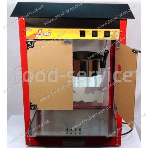 Аппарат для приготовления попкорна EWT INOX PCM-8A