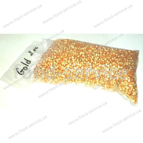Зерно для попкорна Weaver Gold 2кг.