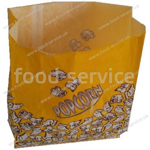 Бумажные пакеты для поп-корна V64 (за 1000шт.)