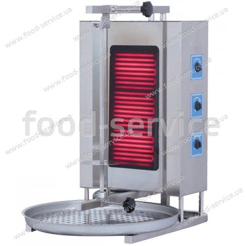 Аппарат для шаурмы электрический Atalay ADE-3S