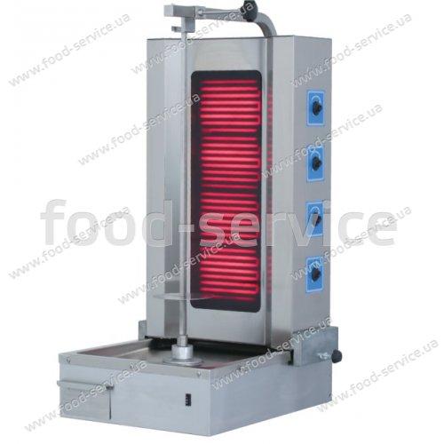 Аппарат для шаурмы электрический ADE-4 A
