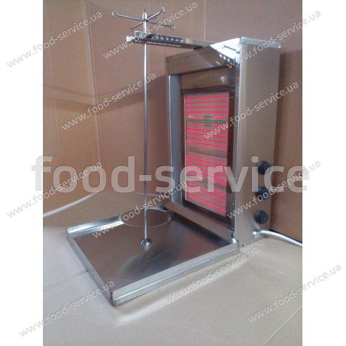 Шаурма электрическая со стеклокерамикой ШЭСК-30