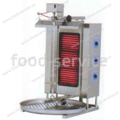 Аппарат для шаурмы электрический ADE-3 U с приводом