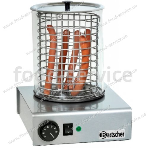Устройство для приготовления хот-догов Bartscher 120401