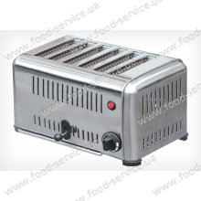 Гриль-тостер вертикальный BECKERS V 6