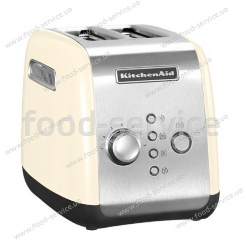 Тостер KitchenAid 5KMT221EАС кремовый