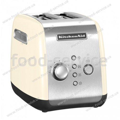 Тостер KitchenAid 5KMT221EАС кремовый