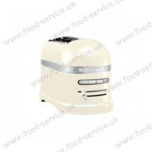 Тостер вертикальный KitchenAid 5KMT2204EAC кремовый