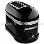 Тостер вертикальный KitchenAid 5KMT2204EOB черный