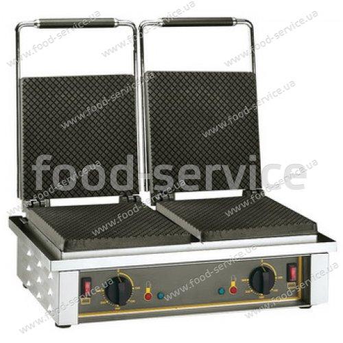 Вафельница двухпостовая Roller Grill GED 40