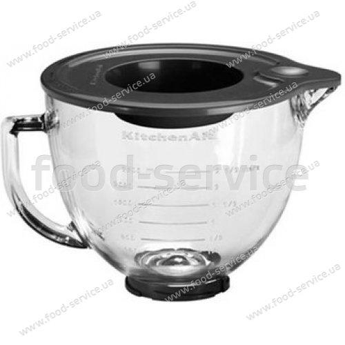 Чаша стеклянная KitchenAid 5K5GB