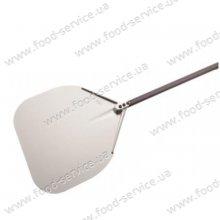 Лопата для пиццы 32*120 см. Gi-Metal AF-32R/120 алюминий