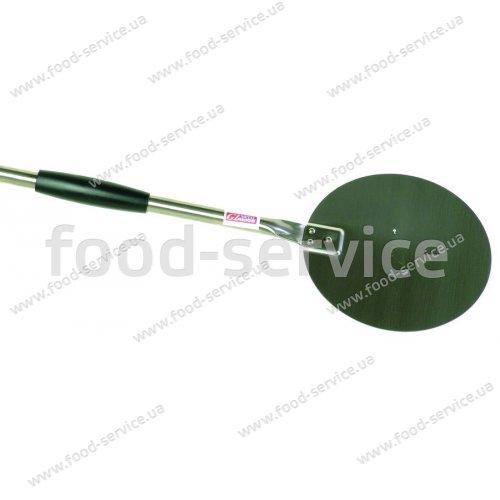 Лопата поворотная для пиццы 20*120 см. Gi-Metal  R-20/120 AURORA