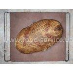 Камень для выпечки пиццы, хлеба 320х370х20 мм.