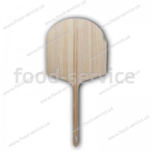 Лопата для пиццы 50*52, деревянная